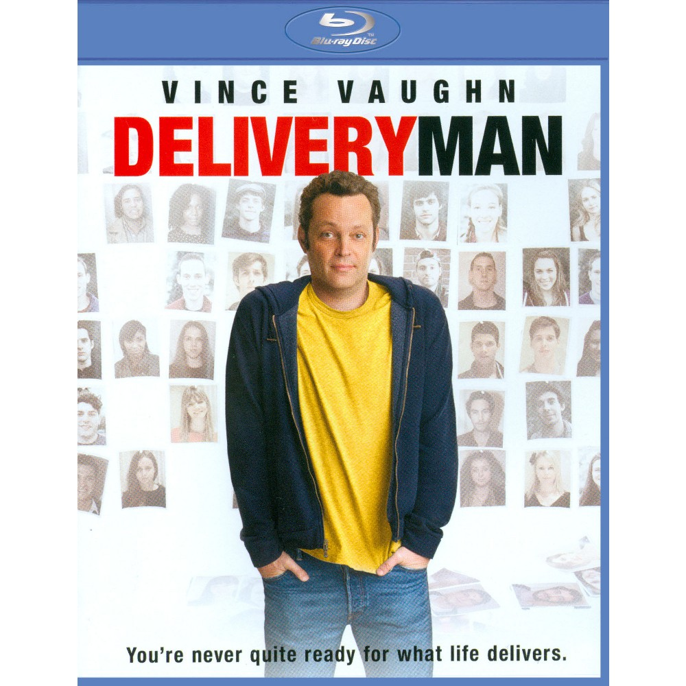 Delivery Man (Blu-ray), Movies