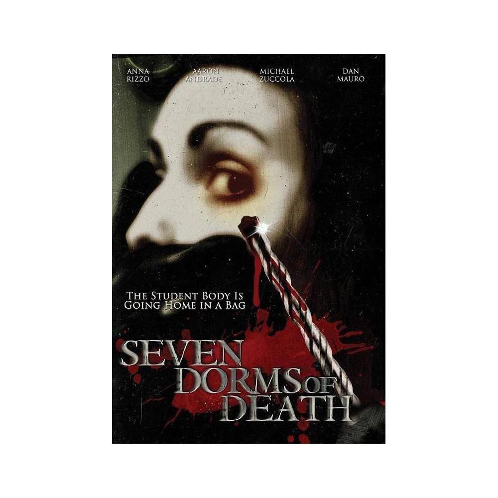 Seven Dorms Of Death Dvd