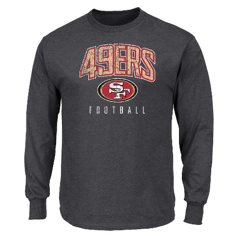 San Francisco 49ers Long Sleeve Tops IV - image 1 of 1