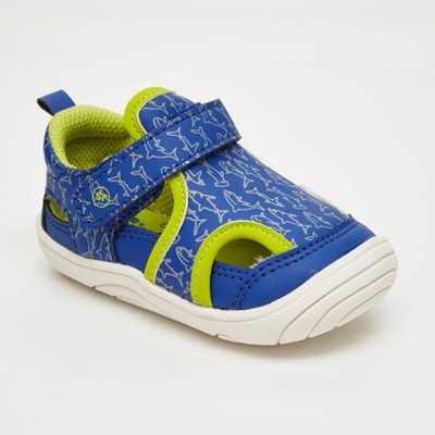 Baby Boys' Surprize by Stride Rite Fisherman Sandals - Blue 3
