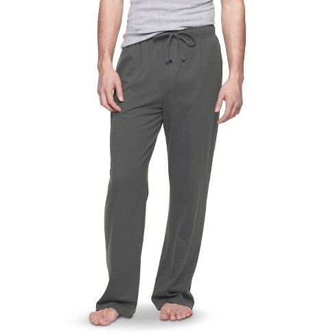 Men's Solid Knit Lounge Pants - Merona™ - image 1 of 3