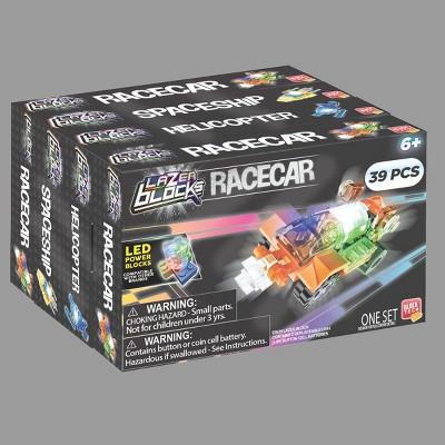 4ct Lazer Blocks  - Bullseye's Playground™
