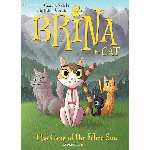 Brina the Cat - (Brina, 1) by  Giorgio Salati (Hardcover) - image 1 of 1