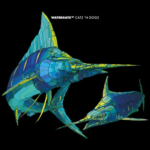 Catz 'n Dogz - Watergate 22 (CD) - image 1 of 1