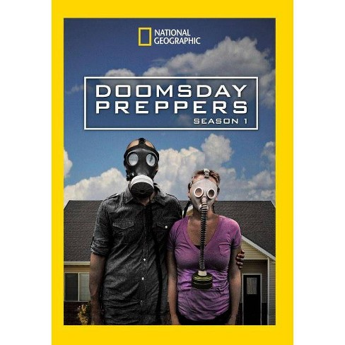 Doomsday Preppers: Season 1 (DVD) - image 1 of 1
