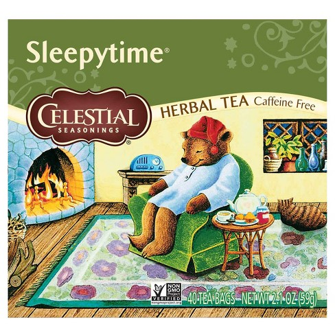 Celestial Seasonings Herbal Sleepytime Tea - 40ct - image 1 of 3