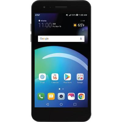 AT&T Prepaid Phoenix 4 (16GB) - Black