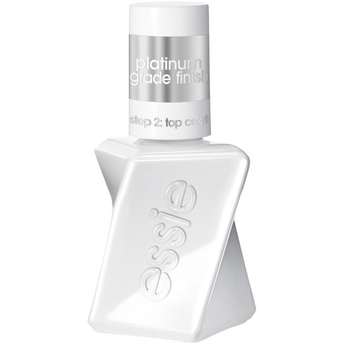 essie Gel Couture Nail Polish - Gel Couture Top Coat - 0.46 fl oz - image 1 of 3