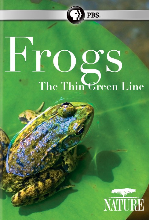 Nature frogs thin green line (DVD) - image 1 of 1