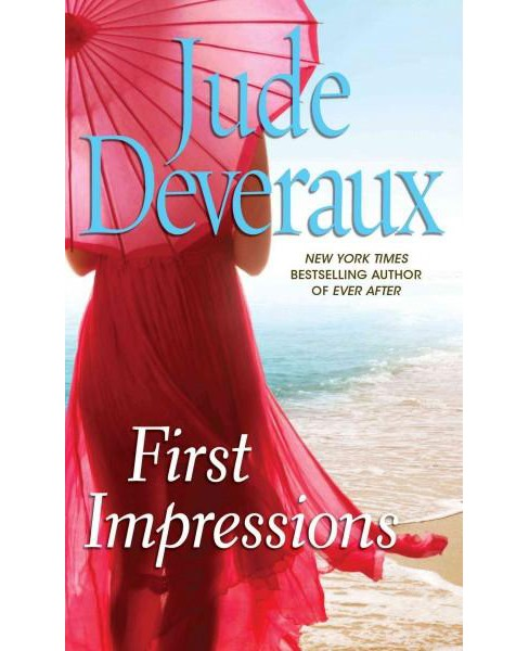 First Impressions (Reprint) (Paperback) by Jude Dveraux - image 1 of 1