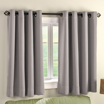 "Lakeside Lakeside Individual Room Darkening Curtain Panel - 56""W x 36""L"