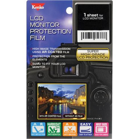 Kenko LCD Monitor Protection Film for Olympus E-PL5 / PM2 Camera - image 1 of 1