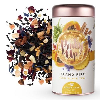 Pinky Up Island Fire Loose Leaf Iced Tea - 4oz