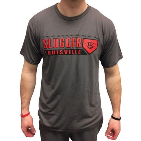 Louisville Slugger Plate Men s Baseball Softball T-Shirt   Target b3334d3d712d