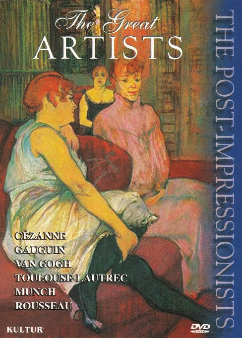 Post impressionists (DVD) - image 1 of 1