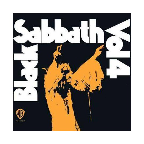 Black Sabbath - Vol. 4 (Digipak) (CD) - image 1 of 1