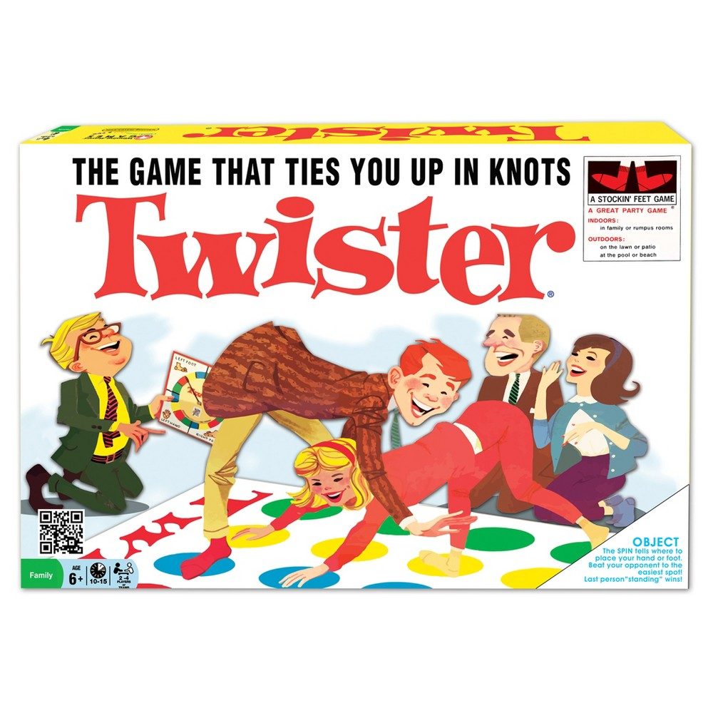 Winning Moves Classic Twister Game