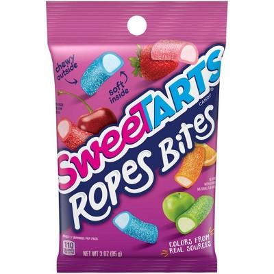 Sweetarts Ropes Bites Peg - 3.0oz