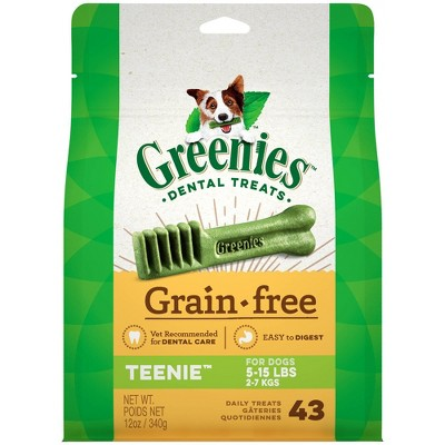 Greenies Grain Free Teenie