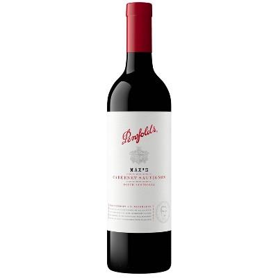 Penfolds Max's Cabernet Sauvignon Red Wine - 750ml Bottle
