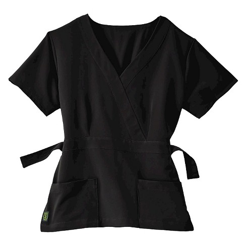 Park Ave Women's Scrub Top - image 1 of 4