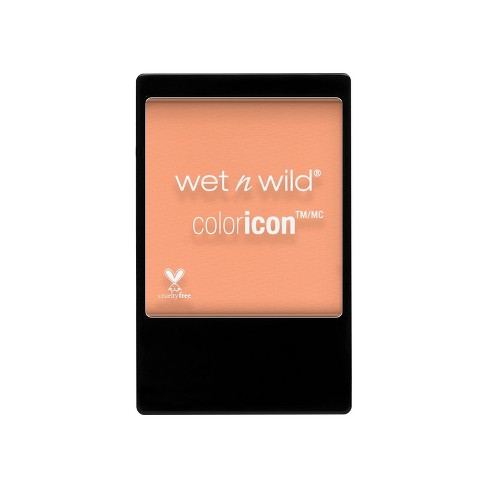 Wet n Wild Color Icon Blush Keep It Peachy .21oz - image 1 of 4
