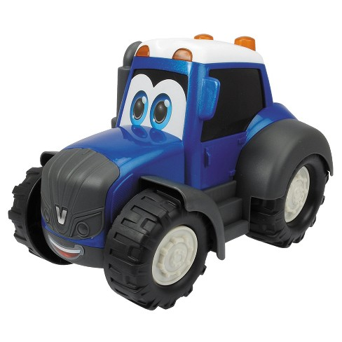 "Dickie Toys - Valtra Happy Tractor 10"" - image 1 of 7"