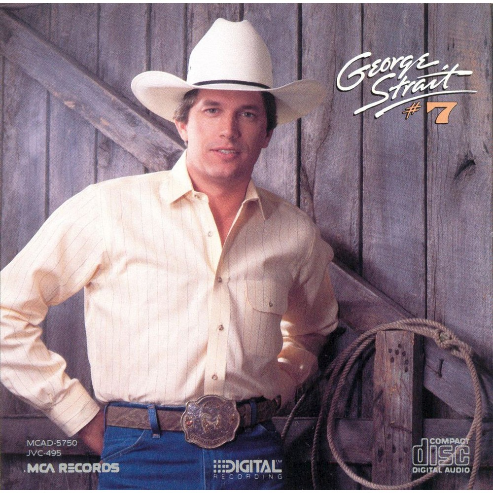George Strait - Number 7 (CD)