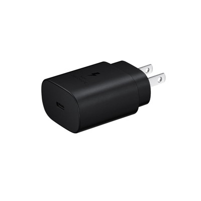 Samsung - Super Fast Charging 25W USB Type-C Wall Charger - Bulk Packaging