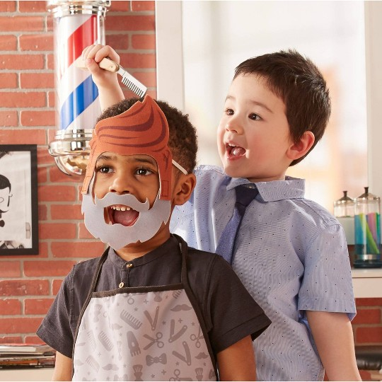 Fisher-Price Style & Shave Barber Shop image number null