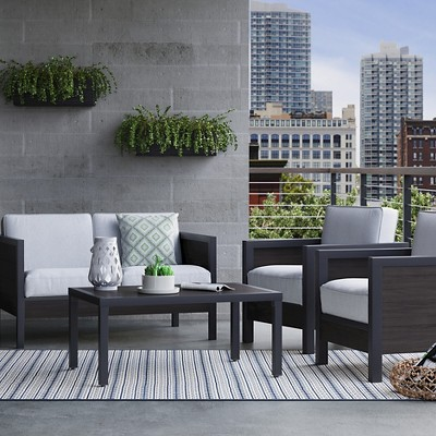 Bryant Faux Wood Patio Furniture Collection   Project 62™