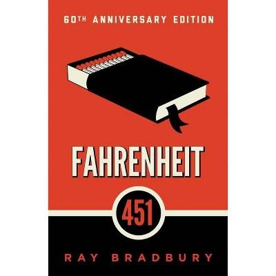 Fahrenheit 451 - by Ray Bradbury (Hardcover)