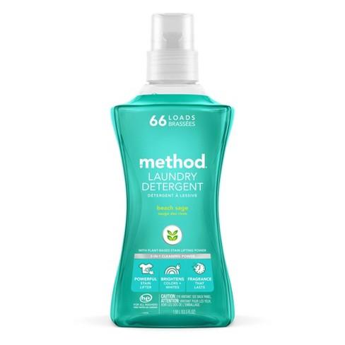 method Beach Sage Laundry Detergent - 53.5 fl oz - image 1 of 4