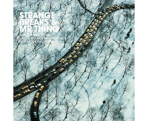 Various - Strange breaks & mr thing (Vinyl) - image 1 of 1