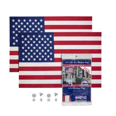 "12""x18"" 2pc Window Flag"