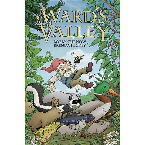 Ward's Valley - by  Bobby Curnow (Paperback) - image 1 of 1