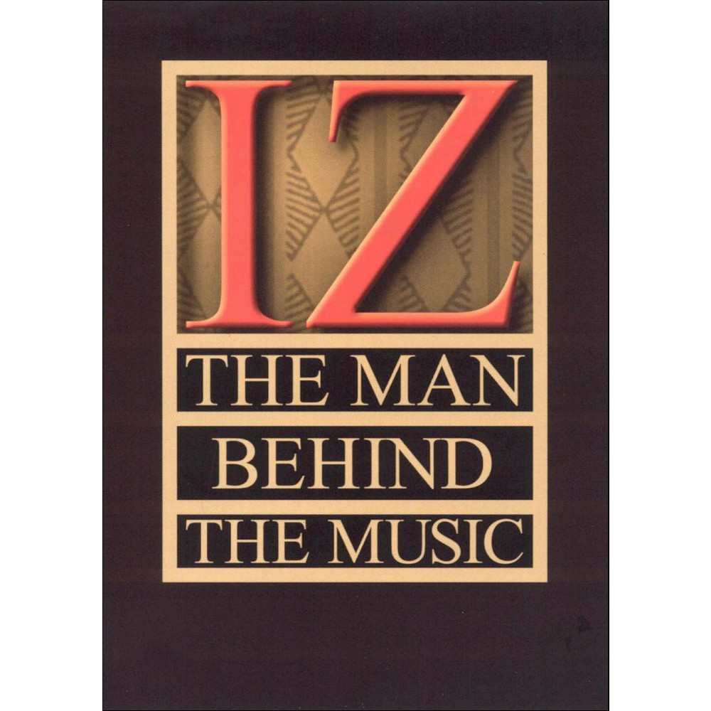 Israel Kamakawiwo'ole: IZ - The Man Behind The Music (dvd_video)