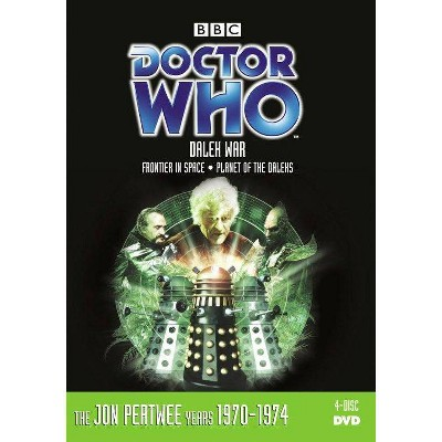 Dr. Who: Dalek War (DVD)(2021)