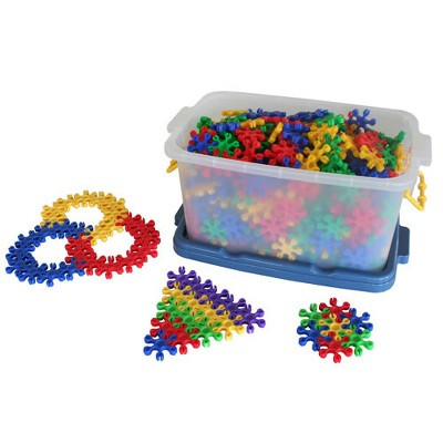 Joyn Toys Star Puzzle Connecting Pieces - Over 480 Pieces