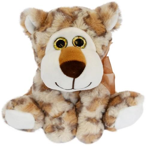 Jungle Friends Leopard Stuffed Animal Target