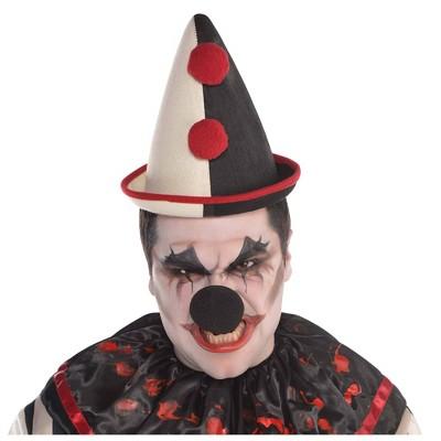 Adult Clown Hat Halloween Costume Headwear