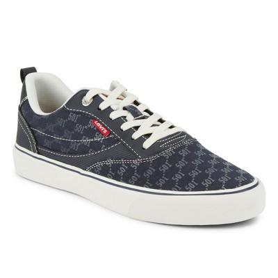 Levi's Mens 501 Lance Lo Monogram Casual Sneaker Shoe
