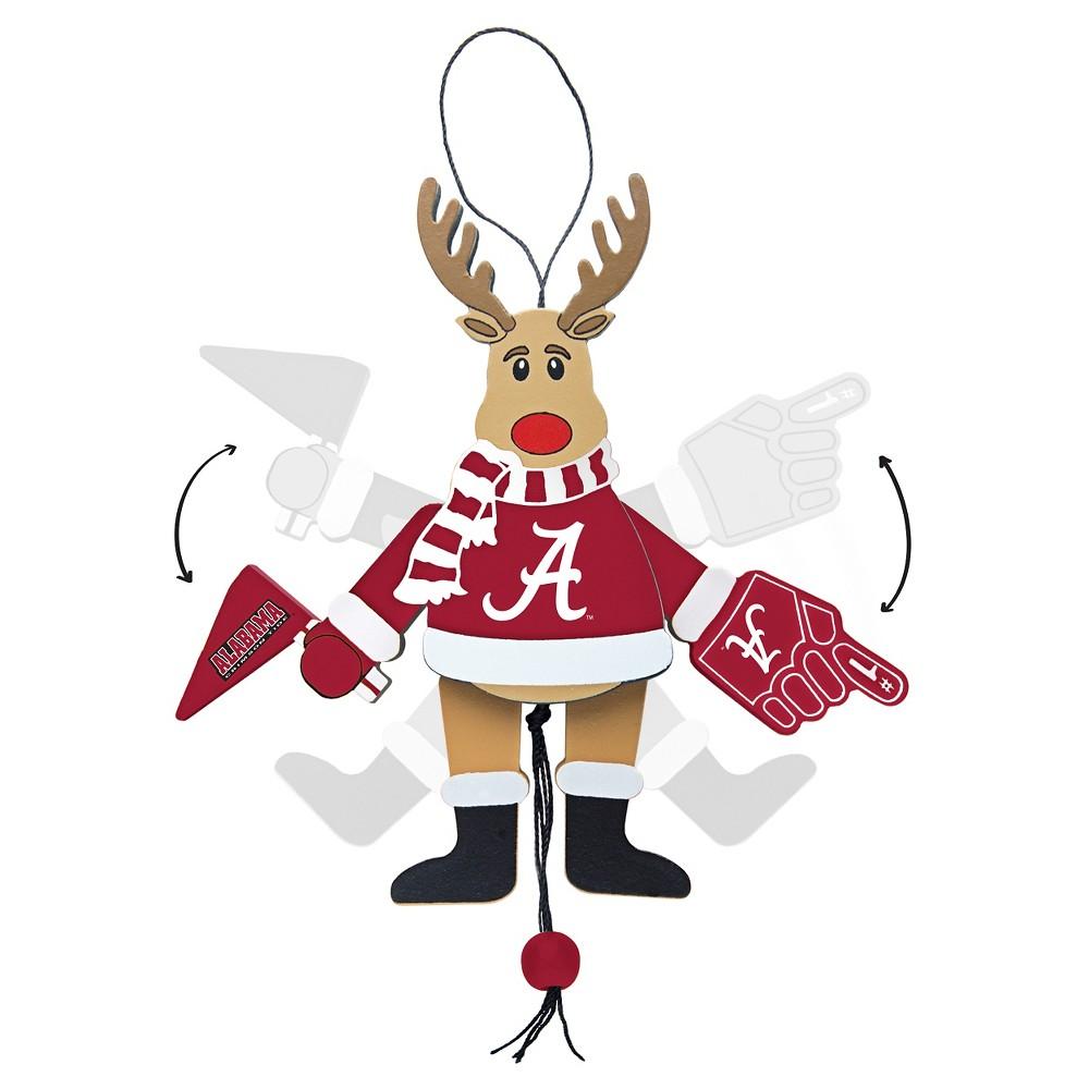 NCAA Alabama Crimson Tide TopperscotTree Ornament