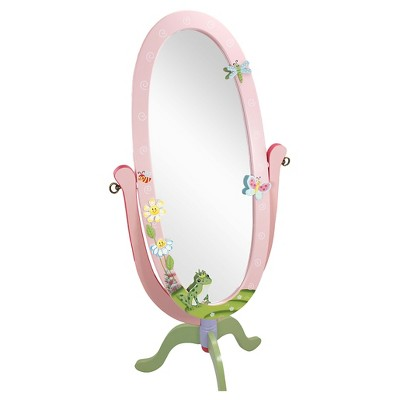 Fantasy Fields Magic Garden Standing Mirror - Teamson