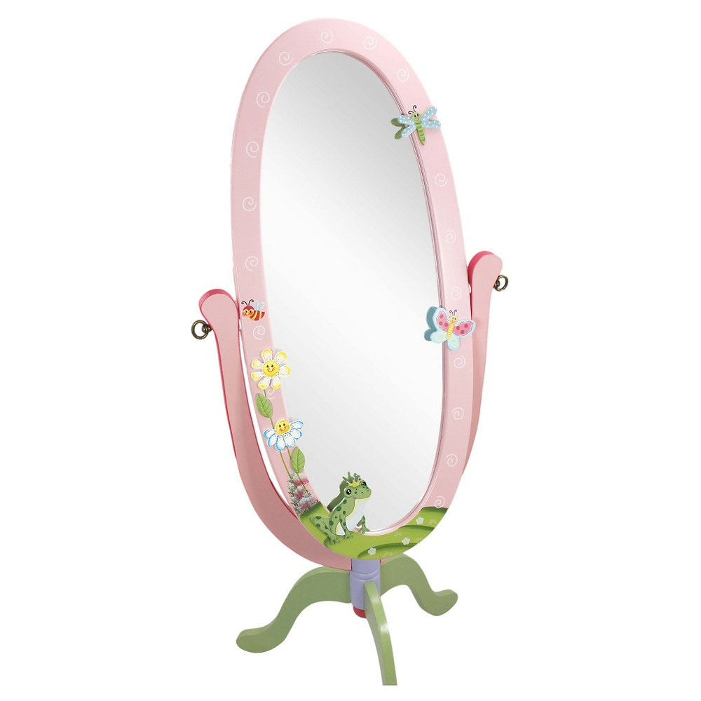 Fantasy Fields Magic Garden Standing Mirror - Teamson