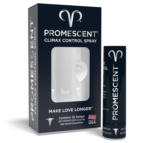 Promescent Sexual Performance Enhancer Spray - 2.6ml - image 1 of 3