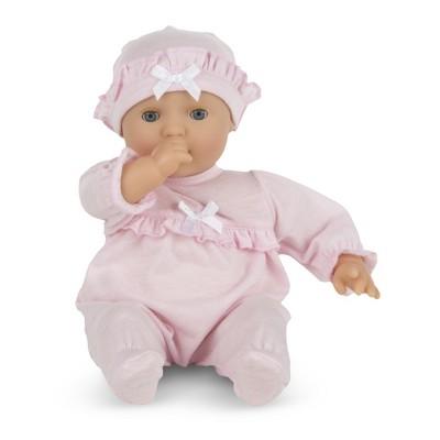 Melissa & Doug Mine to Love Jenna 12  Soft Body Baby Doll