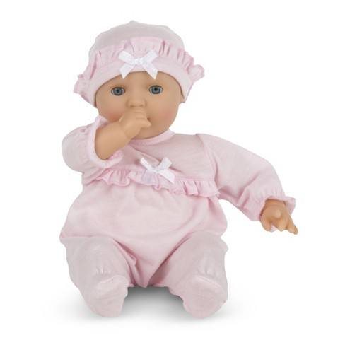 "Melissa & Doug Mine to Love Jenna 12"" Soft Body Baby Doll - image 1 of 8"