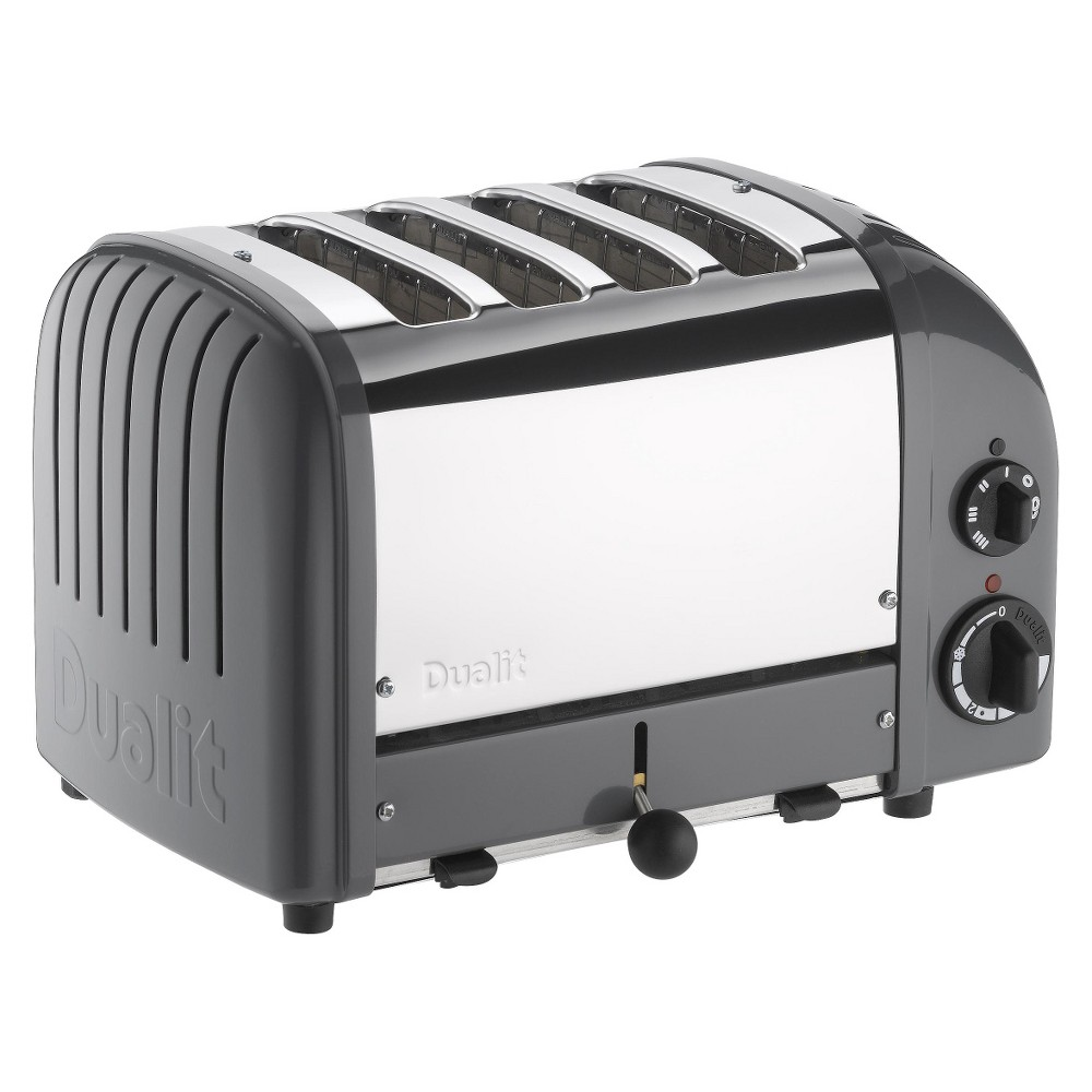 Dualit Cobble Gray New Generation Classic Toaster – 4 slice 13763894