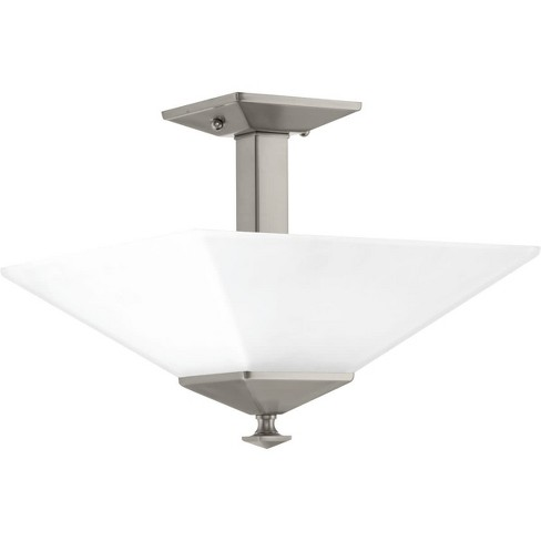 "Progress Lighting P350107 Clifton Heights 2 Light 12-3/4"" Wide Semi-Flush Ceiling Fixture / Pendant - image 1 of 1"